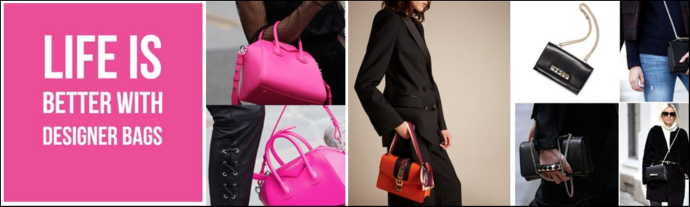 Fashion authentic designer bags for crazy prices!!!