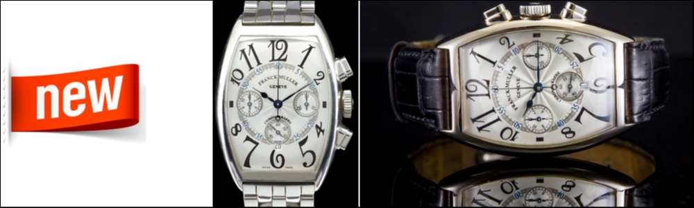 Franck Muller top watches