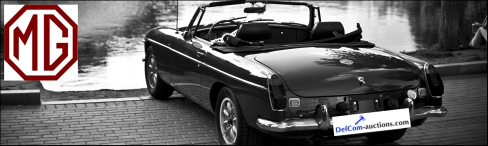 MGB roadster limited edition 1979